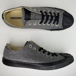 Converse Chuck Taylor All Star Ox Shoes 12 Gray